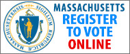 This is a link to the Massachusetts Register to Vote Online