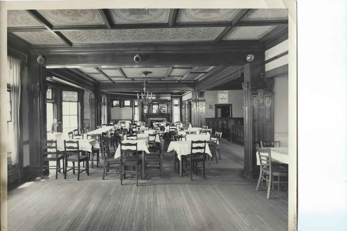 Second Floor 1940s