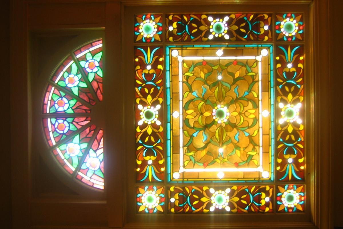 Stain Glass Window-03