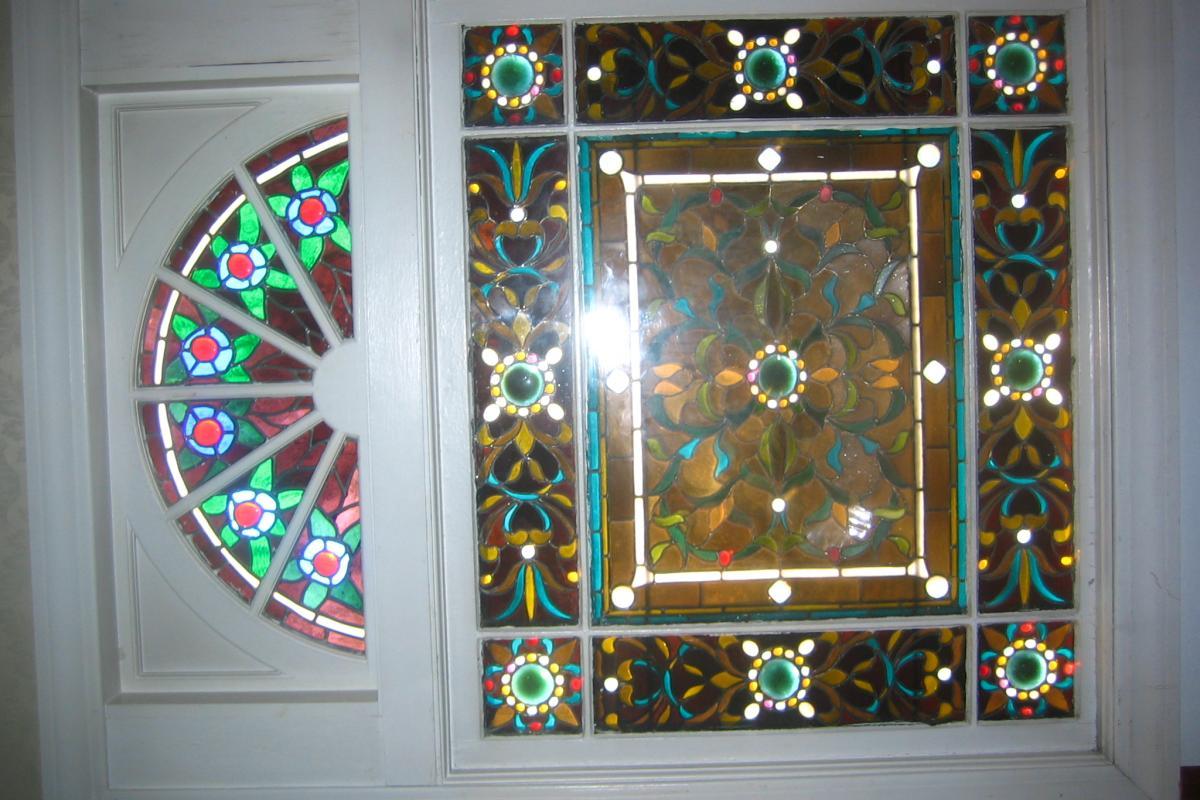 Stain Glass Window-04