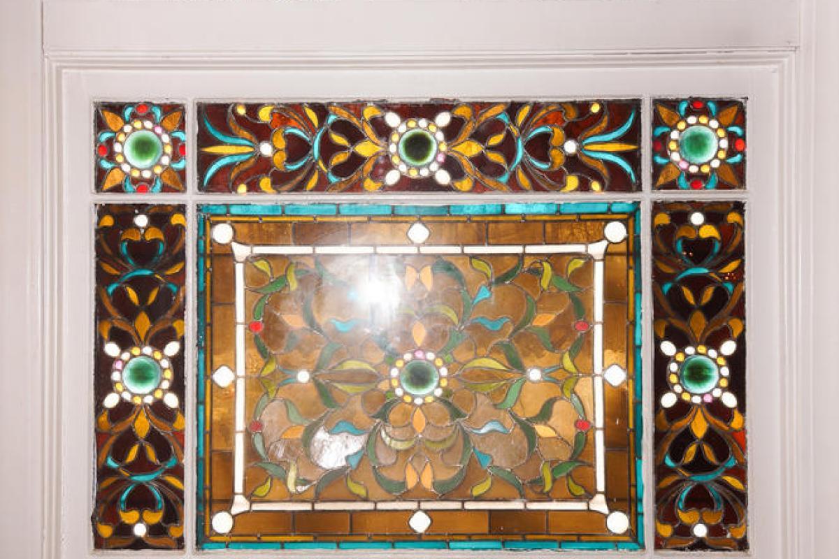 Stain Glass Window-07