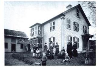 55 Main Street, circa 1885-1896