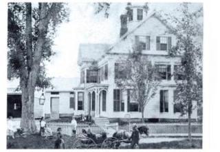 64 Main Street, before 1880
